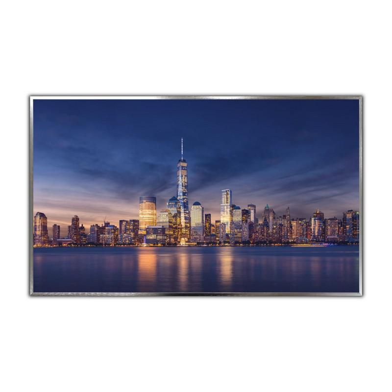 STEINFELD® Glas Infrarotheizung mit Motiv Skyline New York