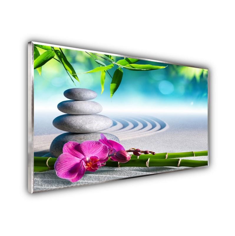 Infrarotheizung Glas Bildheizung