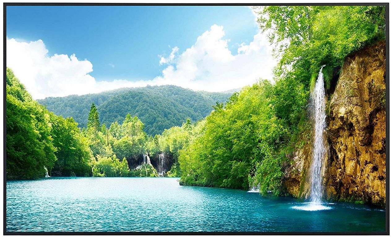 Fluss im Regenwald 01