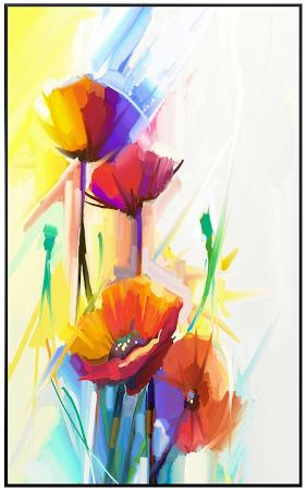 Ölgemälde Blumen 59
