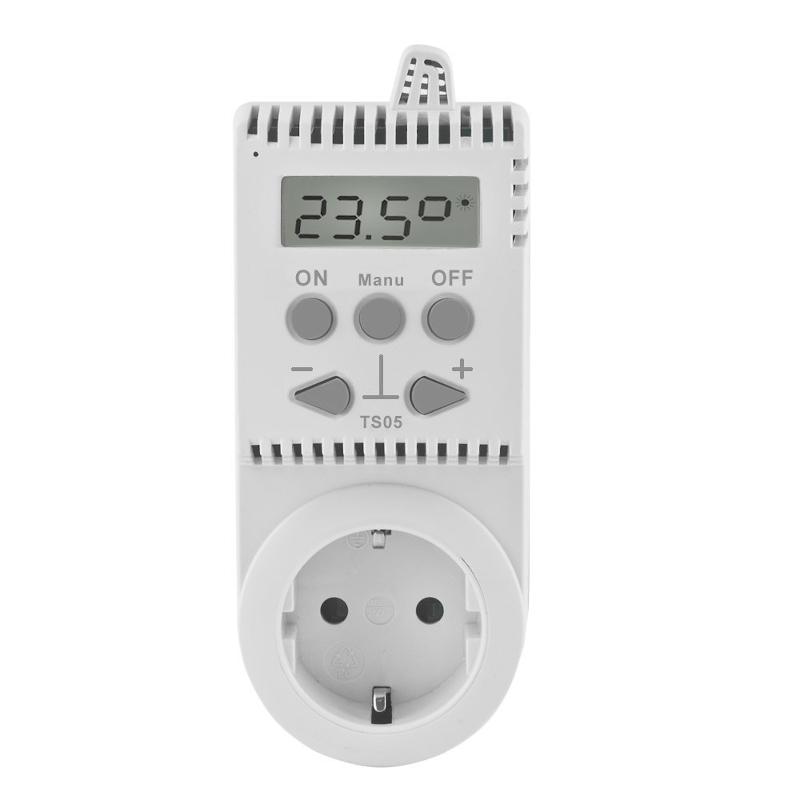 Steckdosen Thermostat TS05