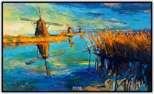 Windmühle 207