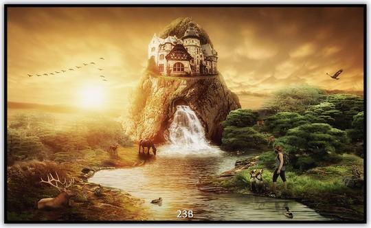 Wasserfall 23