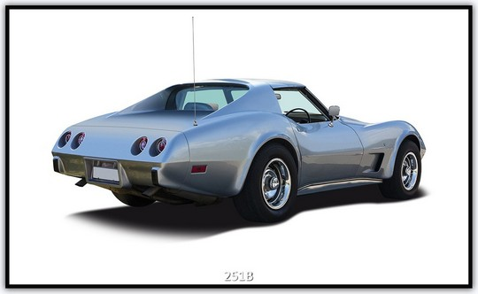 Corvette - Stingray 251