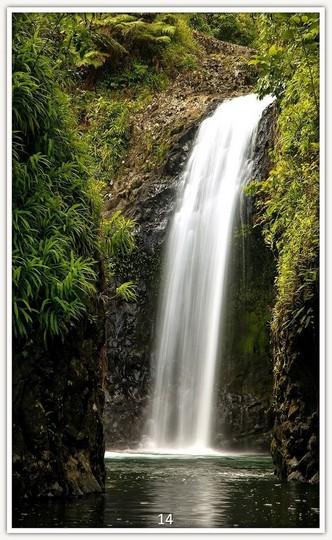 Wasserfall 14