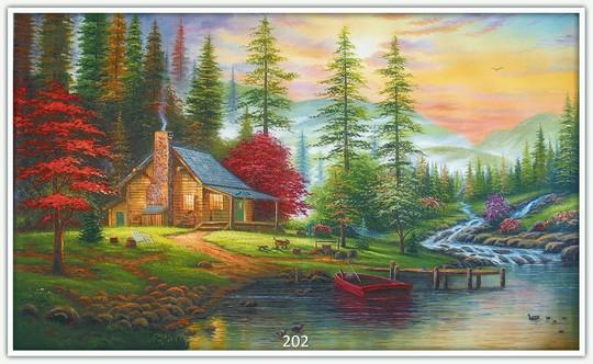 Haus im Wald 202