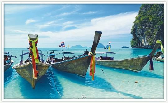 Thailand Boote 37