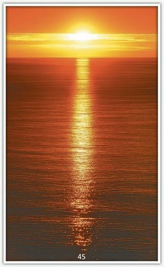 Sonnenuntergang 45