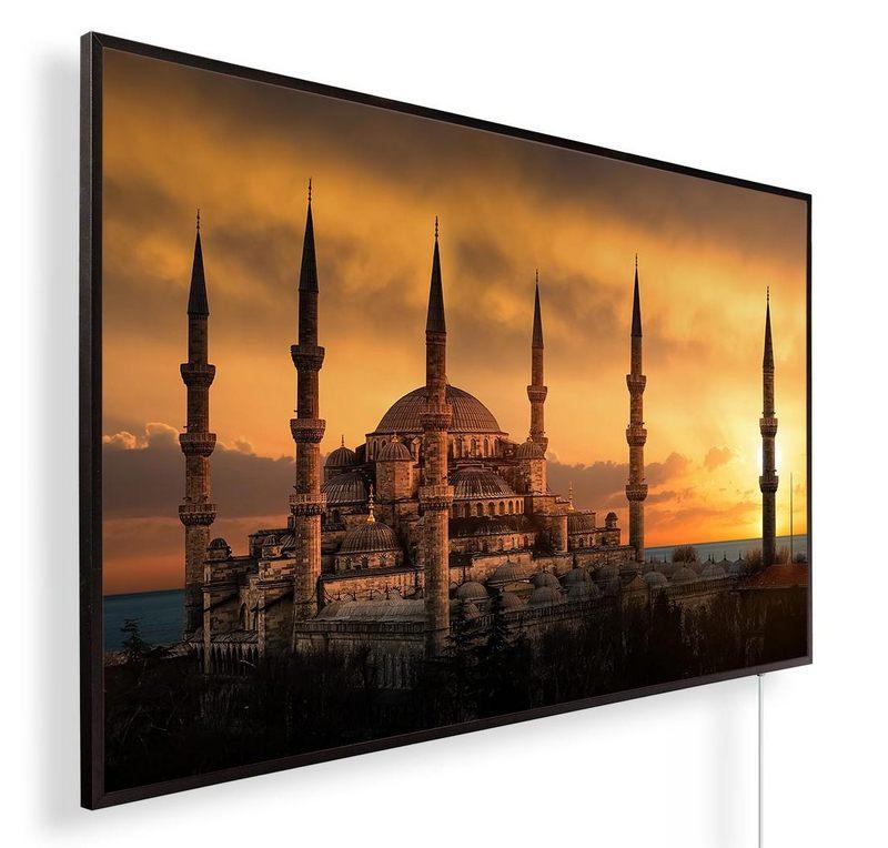 Könighaus Infrarotheizung mit Motiv Moschee 122