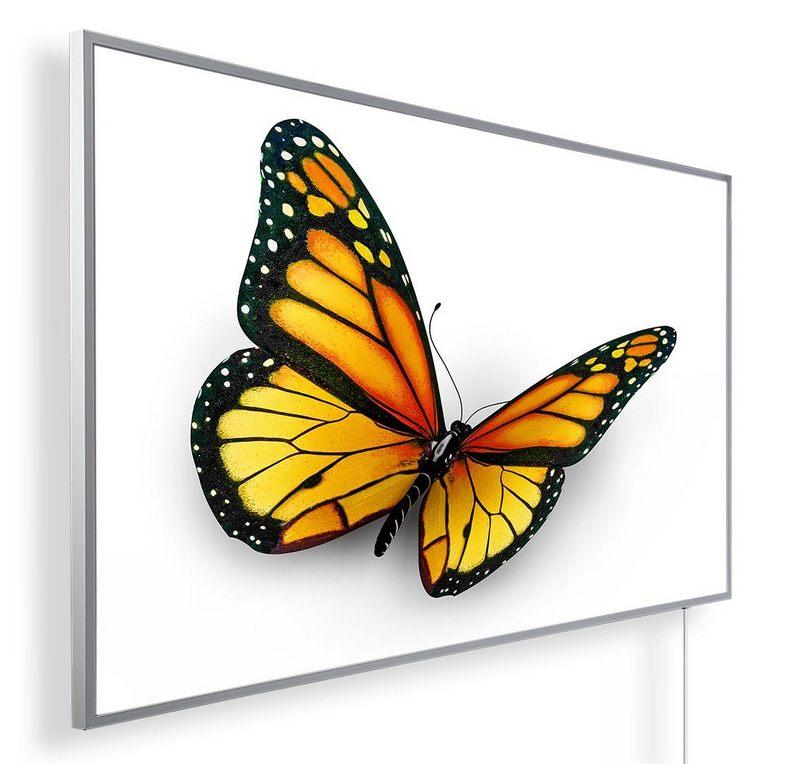 Könighaus Infrarotheizung mit Motiv Schmetterling 111
