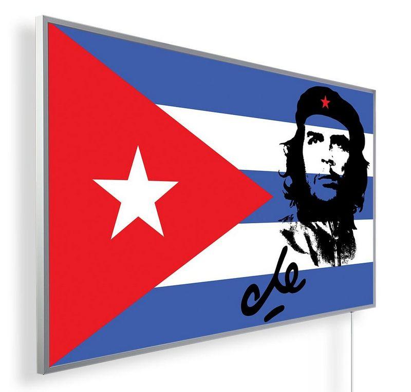 Könighaus Infrarotheizung mit Motiv Che Guevara 146