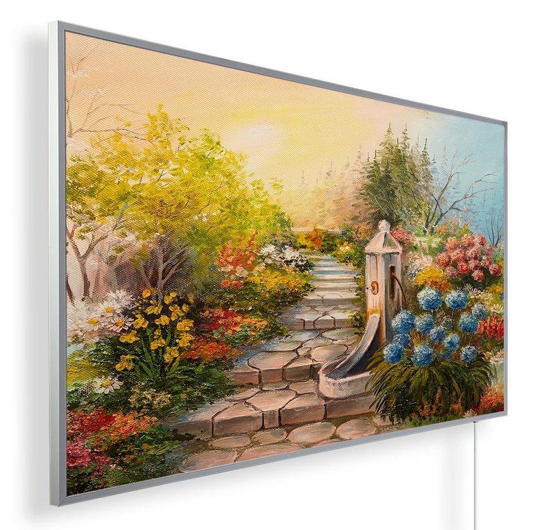 Könighaus Infrarotheizung mit Motiv Gemälde 239