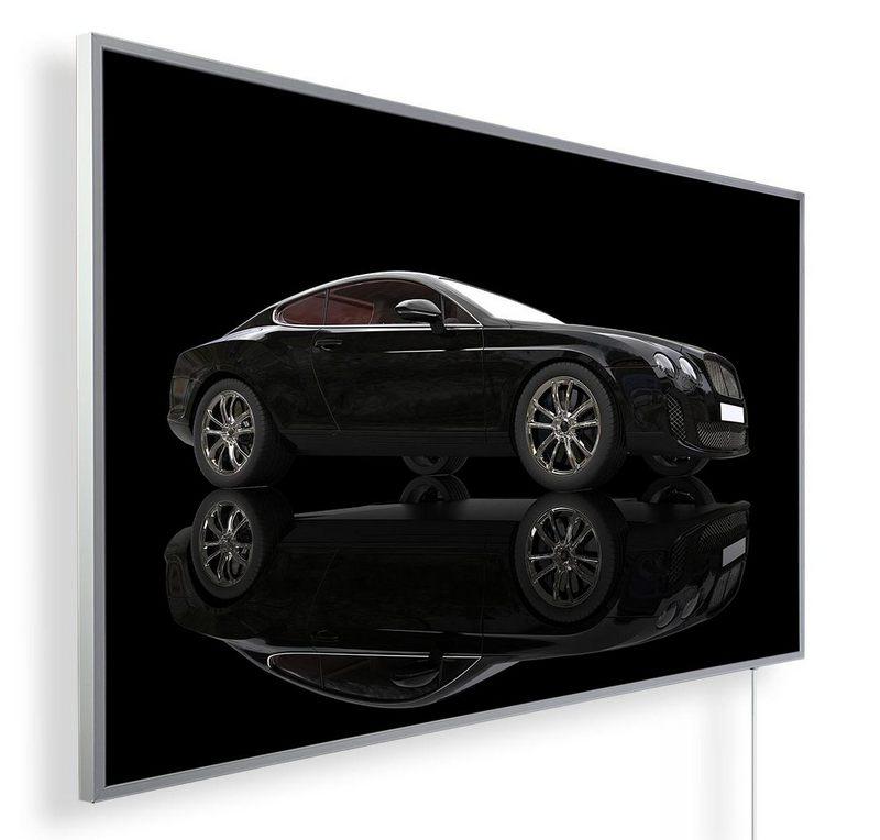 Könighaus Infrarotheizung mit Motiv Bentley 248