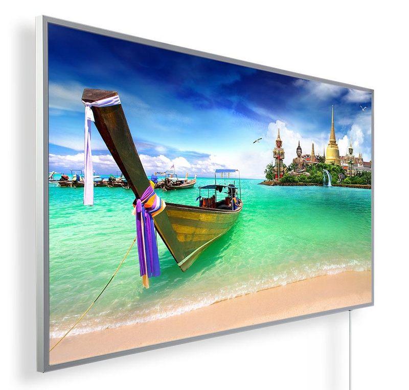 Könighaus Infrarotheizung mit Motiv Thailand 29