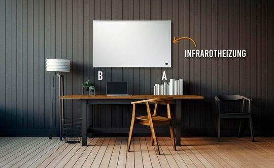 Erstelle deine persönliche Könighaus P-Serie Infrarotheizung